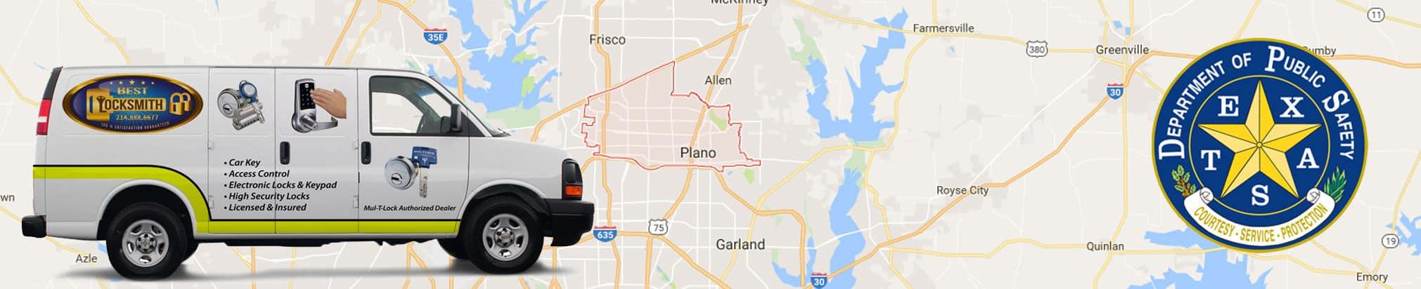 Plano Texas Locksmith Services