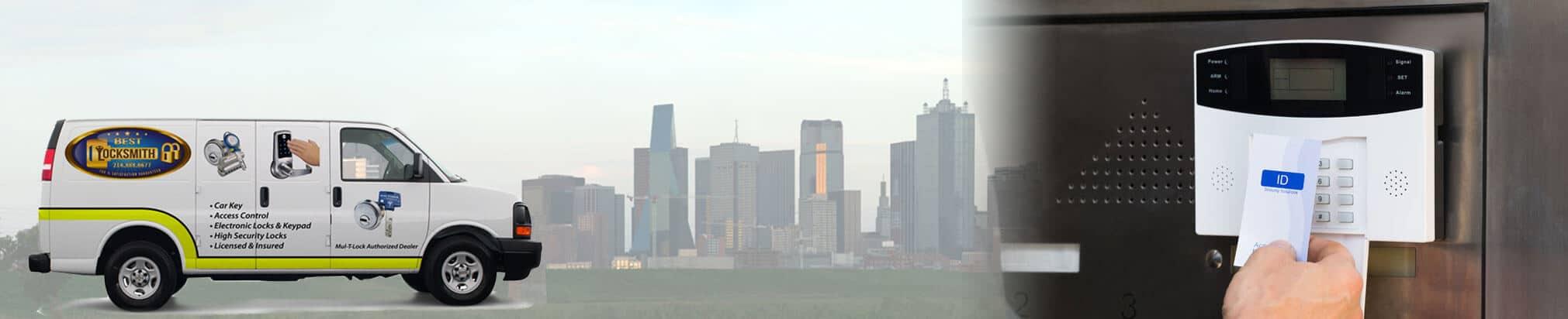 Access Control Systems Dallas, Texas